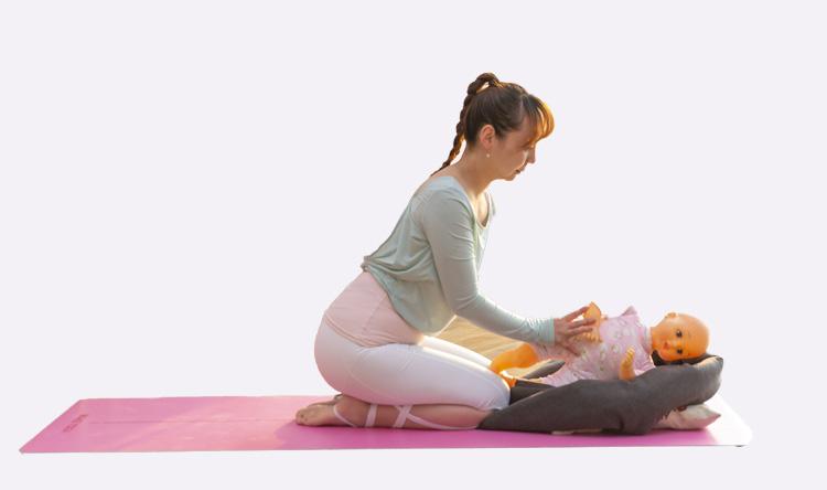 一起成长之亲子瑜伽—幼儿期(0-3岁)
