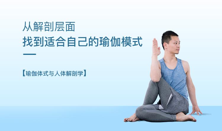 瑜伽體式與人體解剖學