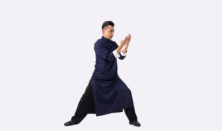 混元太极:缠丝功完整讲解(上)