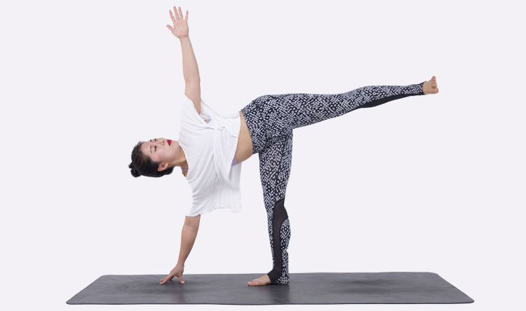 14天灵动致心流瑜伽—中级成长