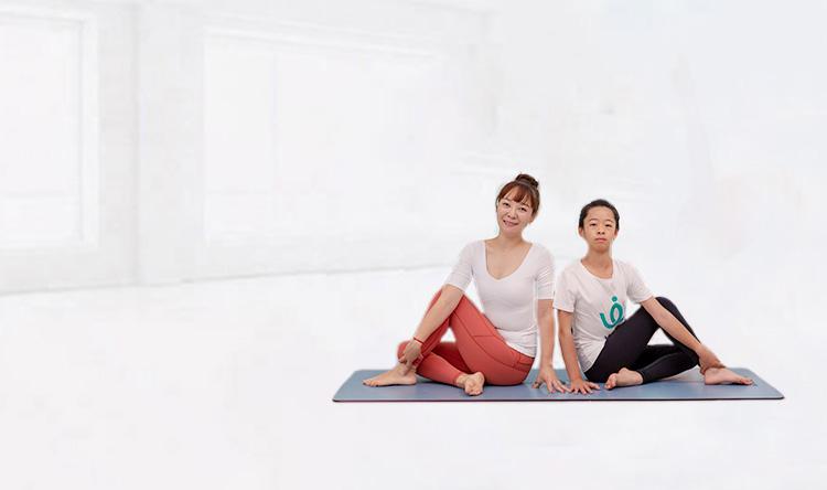 一起成长之亲子瑜伽(12-16岁)