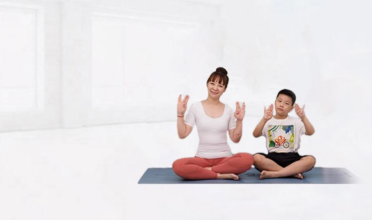 一起成长之亲子瑜伽(7-9岁)